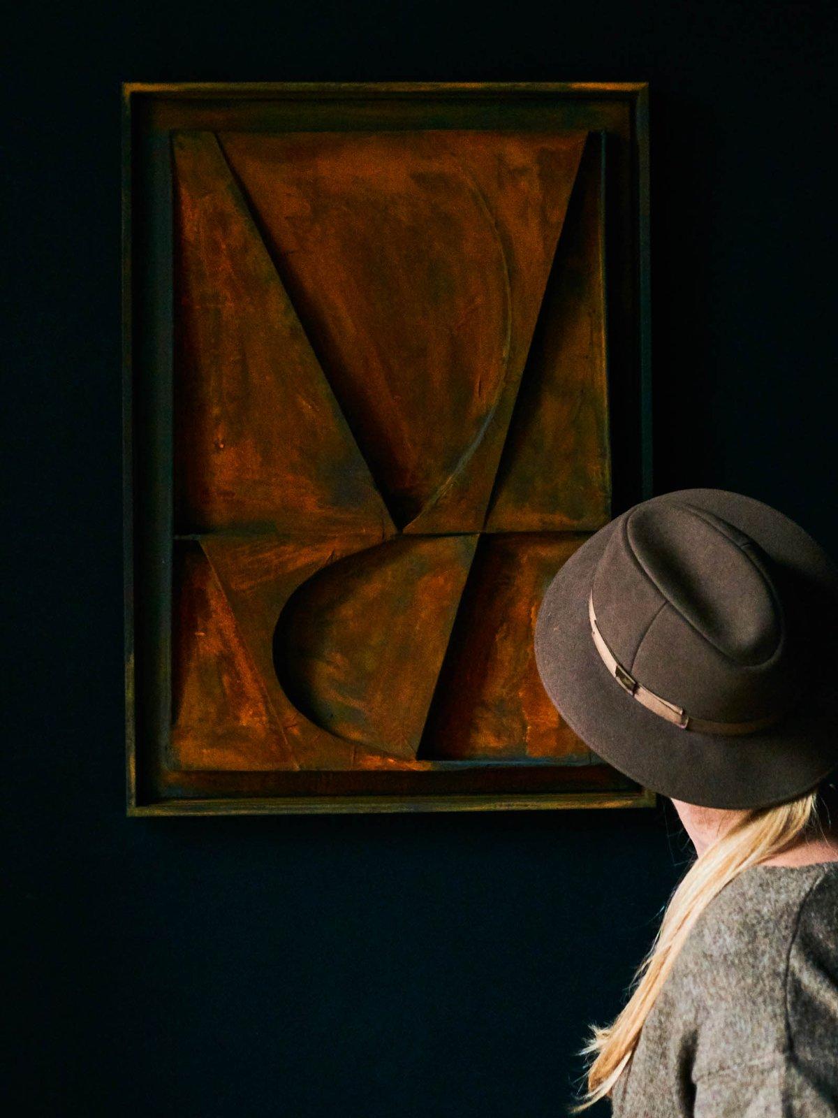 Rust puzzle M
