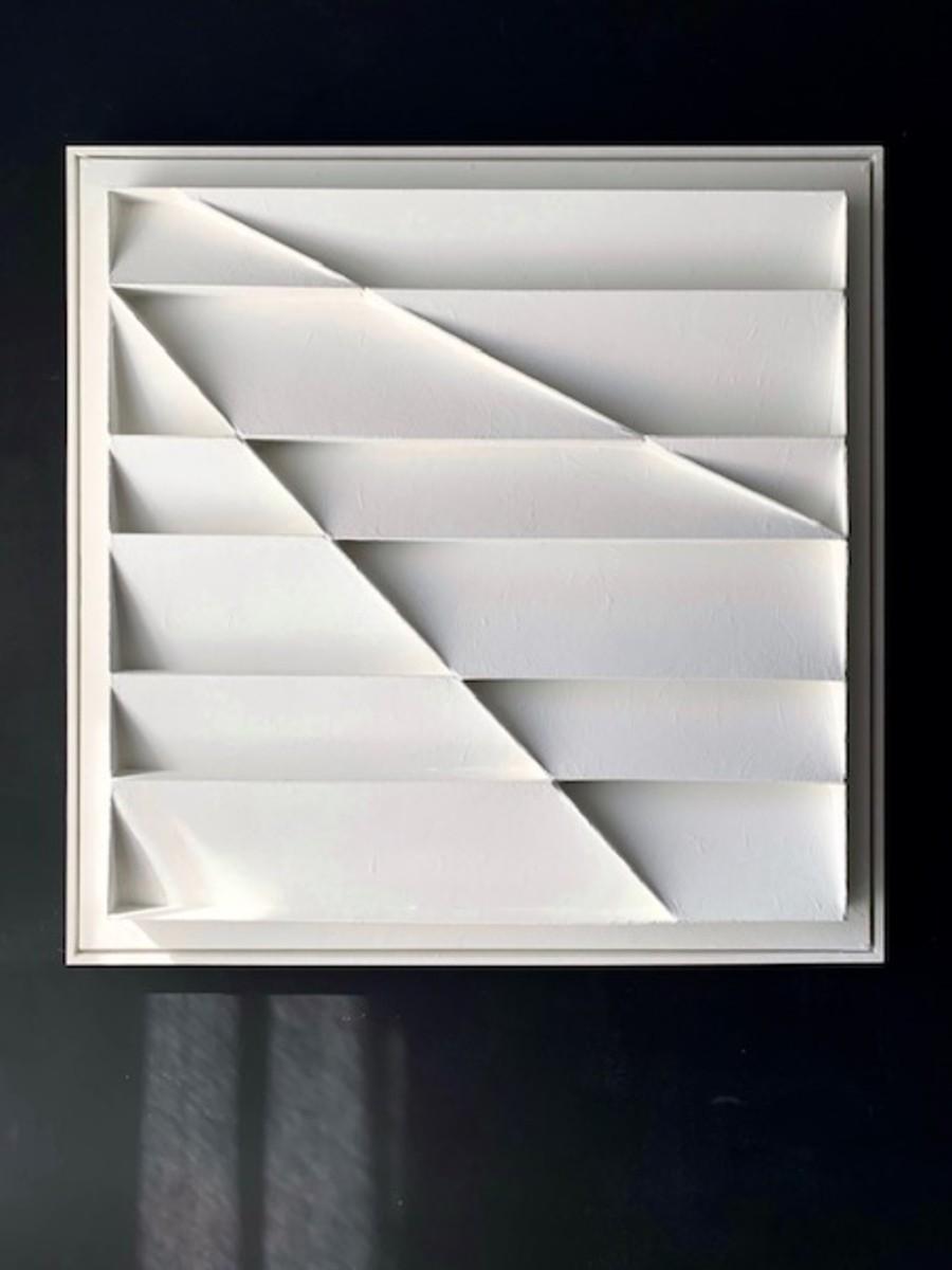 White Square Sunbeam