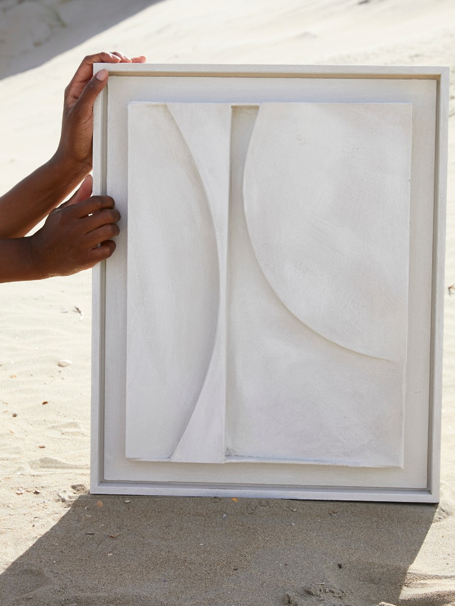 Art in Return Sand Moon