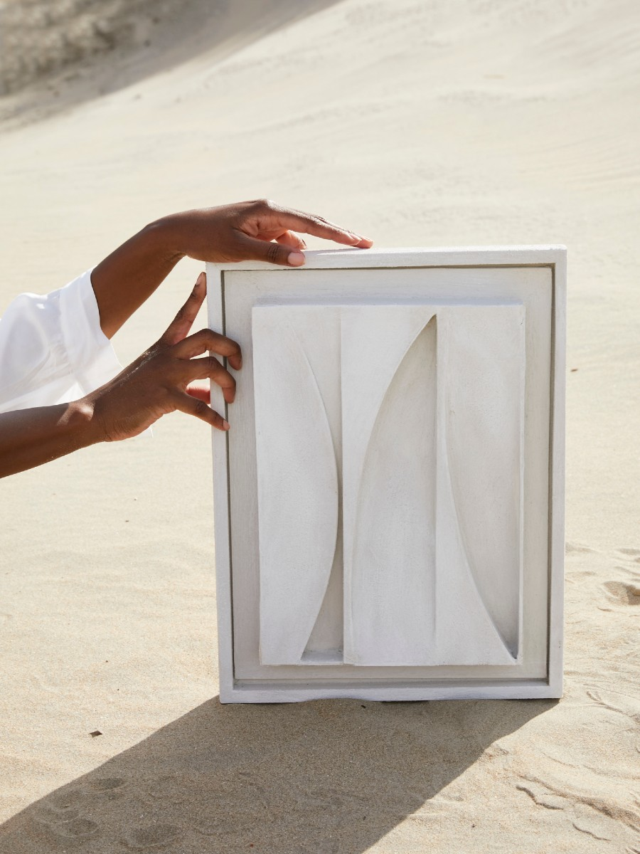 Art in return Sand sail