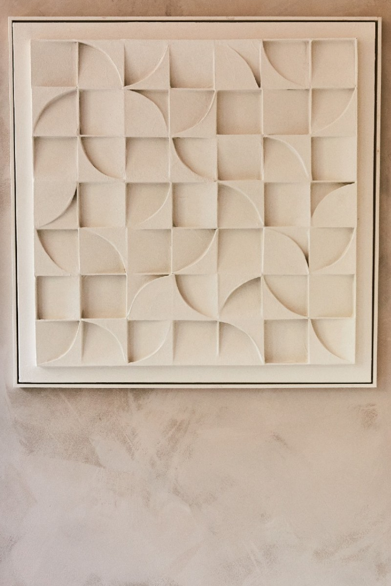 White parts puzzle smal